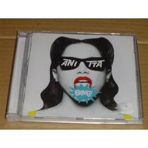 Anitta Bang! Cd Novo E Lacrado + Kit Promocional