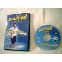 Dvd ( Tributo A Michael Jackson ) Multiokê (cd+dvd)