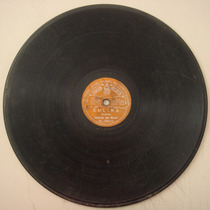 Disco 78 Rpm - Casa Edson 108712-108747-eduardo Das Neves
