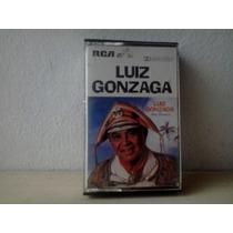 Fita Cassete - Luiz Gonzaga Asa Branca - Frete Gratis