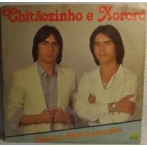 Lp / Vinil Sertanejo: Chitãozinho & Xororó - Somos... - 1982