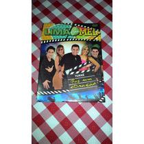 Dvd Limão Com Mel Faz Um Coração Pi + Frete Grátis