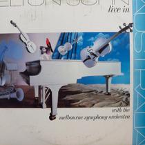 Lp Elton John - Live In Australia Vinil Raro Duplo