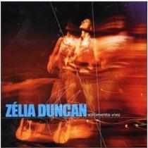 Cd Zelia Duncan - Sortimento Ao Vivo*novo/lacrado*