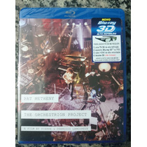 Blu-ray 3d/2d Pat Metheny - The Orchestrion Project Importad