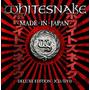 2cd+dvd Whitesnake Made In Japan Deluxe Edition