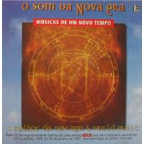 Cd Lacrado O Som Da Nova Era New Age & World Music Corciolli