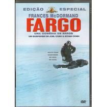 Dvd Fargo - Frances Mc Dormand - Novo***