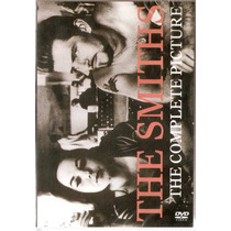 Dvd The Smiths - The Complete Picture - Novo***