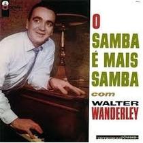 Cd Walter Wanderley - O Samba É Mais Samba ( Est. De Novo )