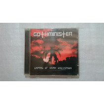 Cd Gothminister - Empire Of Salvation