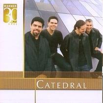 Cd Catedral Warner 30 Anos 2006 Raro Coletânea De Sucessos