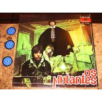 Lp Mutantes - Primeiro (1968) Arnaldo Baptista Rita Lee