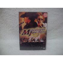 Dvd Original Milionário & José Rico- Edição Especial