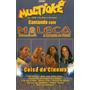 Cd - Dvd Multioké Moleca 100 Vergonha Original + Frete Gráti