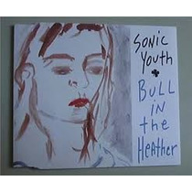 Cd Single Sonic Youthe Bull In The Heather