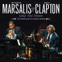 Wynton Marsalis & Eric Clapton: Play The Blues (cd Lacrado)