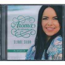Eliane Silva Playback + Cd Aroma De Adoração Cd/playback