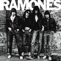 Lp Ramones Ramones Importado 180gr Usa Novo