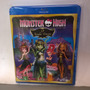 Blu-ray Monster High 13 Monster Desejos Novo Ótimo Estado