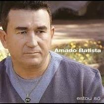 Cd - Amado Batista - Estou Só