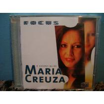 Maria Creuza - Focus - Cd Nacional