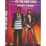 Beyonce Feat. Jay Z On The Run Tour Dvd Com 37 Faixas Raro