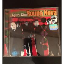 Cd Roupa Nova - Agora Sim - Acervo De Produtor Musical