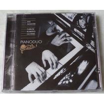 Cd Original Eva Gomyde Carlos Roberto Oliveira Piano Duo