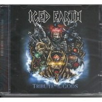 Iced Earth Tribute To The Gods 2002 Cd(lacrado)(brasil)naci*