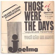Joelma-compacto-aqueles Tempos-jovem Guarda-mpb-lp-vinil
