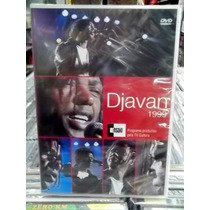 Dvd Djavan 1999 Programa Ensaio
