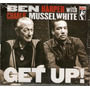 Cd Ben Harper E Charlie Musselwhite - Get Up - Novo***