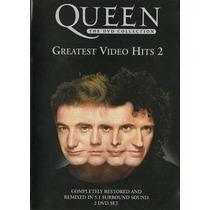 Dvd Duplo Original Queen Greatest Video Hits 2