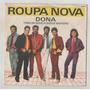 Compacto Vinil Roupa Nova - Tema Da Novela Roque Santeiro -