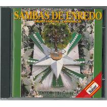 Cd - Samba De Enredo Grupo Especial: Carnaval 1991