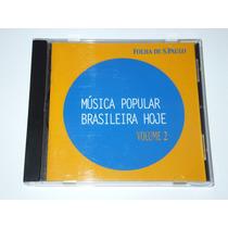 Cd Música Popular Brasileira Hoje - Volume 2 # Coletânea