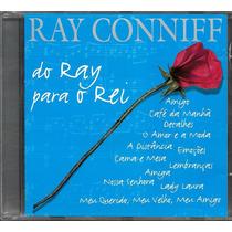Cd Ray Conniff Do Ray Para O Rei (roberto E Erasmo Carlos)