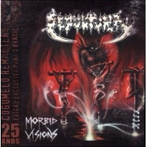 Sepultura - Morbid Visions - (digipack) - (nac)