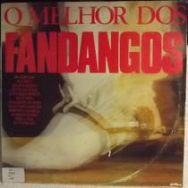 Lp / Vinil Gaúcho: O Melhor Dos Fandangos ( Coletânea ) 1991
