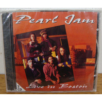 2cd Pearl Jam Live In Boston Grunge Ao Vivo Boston 94 Imp.it