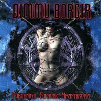 Dimmu Borgir - Cd Puritanical Euphoric Misanthropia Black