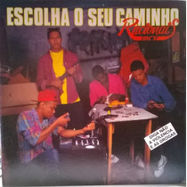 Vinil Do Racionais Mc