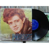 Rita Pavone La Partida Di Pallone - Lp Rca Victor Bbl-147