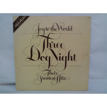 Lp Vinil - Three Dog Night - Joy To The World