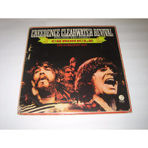 Creedence Clearwater Revival - Chronicle - 1977 - Lp