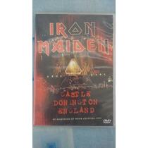 Dvd - Iron Maiden - Castle Donington R$ 18,00 +frete