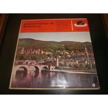 Lp Werner Muller - Reminiscências De Heidelberg, Disco Vinil
