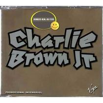 Cd - Charlie Brown Jr A Grande Volta(single)