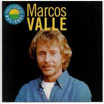 Cd Marcos Valle - Preferência Nacional = Milton Nascimento